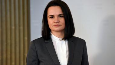 Svetlana Tihanovskaia
