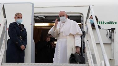Papa Francisc în Irak