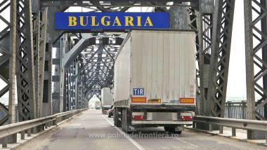 trecere frontiera bulgaria