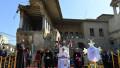 Papa francisc la Mosul
