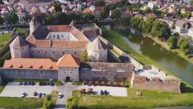 cetatea fagaras - reabilitare-fonduri europene