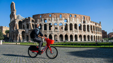 Coloseumul din Roma, Italia