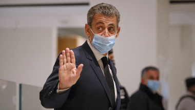 Sarkozy Returns To Court In Corruption Case
