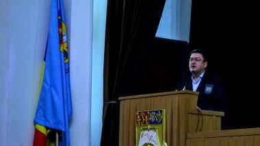 Rectorul Universității București, Marian Preda