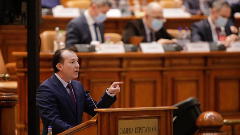 citu parlament tribuna george calin 2021-03-02 parlament-9160