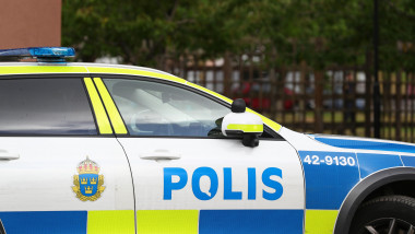 masina politie suedia profimedia