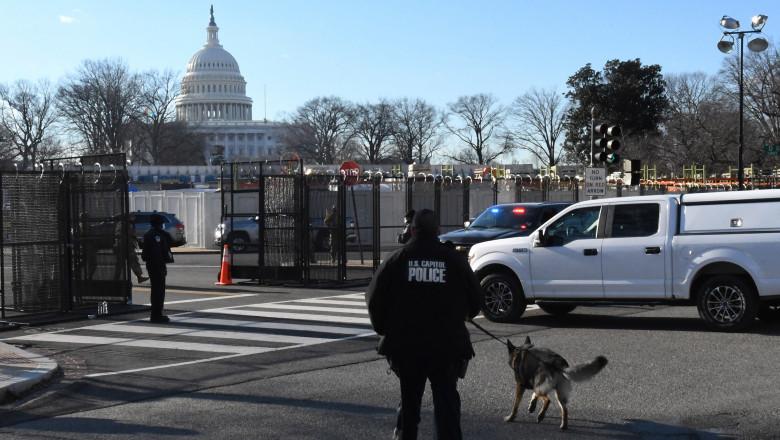 politia capitoliu sua control congres profimedia