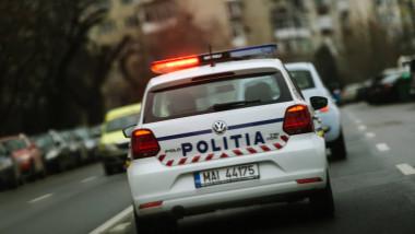 masina politie operatiune - politia romana