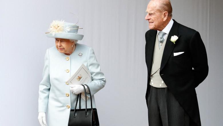 Prințul Filip și Regina Elisabeta