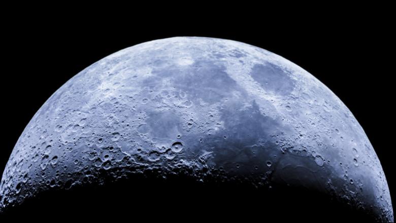 Mostrele aduse de pe Lună de sonda chineză Chang'e-5 au o vechime de aproape 2 miliarde de ani
