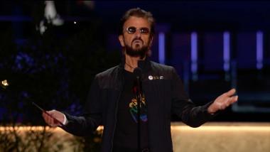Ringo Starr la gala premiilor Grammy 2021