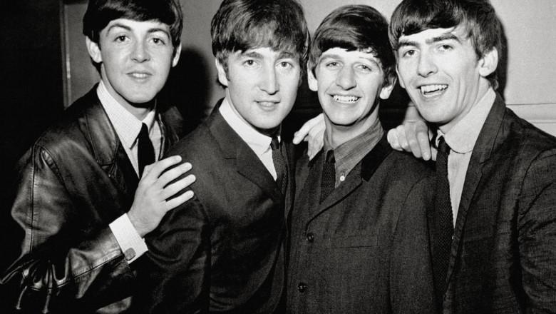 formatia beatles in 1963