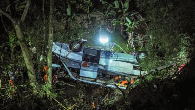 27 de morți și 39 de răniți într-un accident, în Indonezia