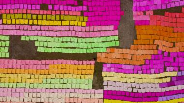 Imagini senzaționale, pline de culoare, într-un sat din centrul Bangladeshului