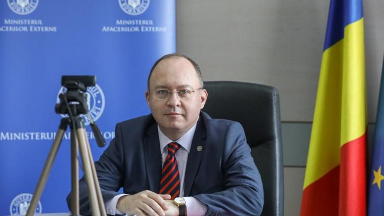 Bogdan Aurescu, ministrul de Externe