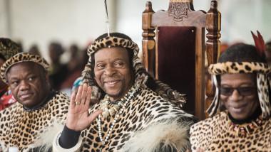 Regele poporului Zulu