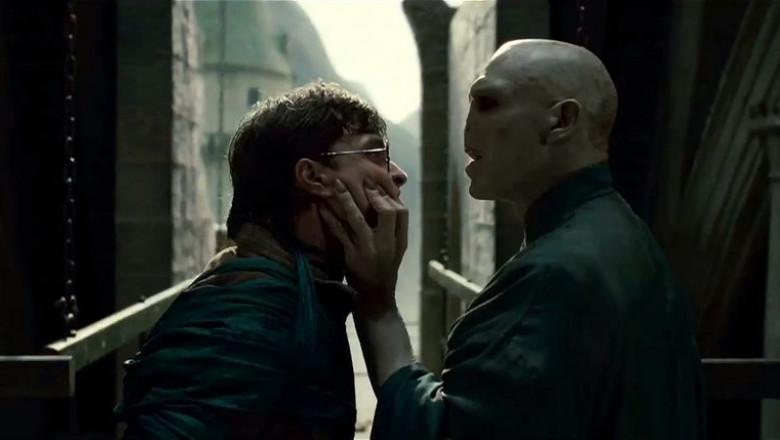 imagine din filmul Harry Potter, disponibil pe HBO GO în România