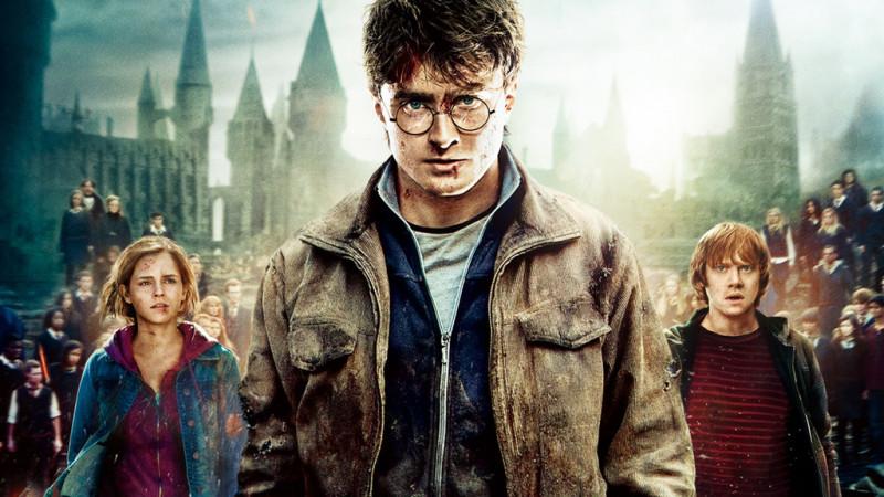 afiş oficial Harry Potter