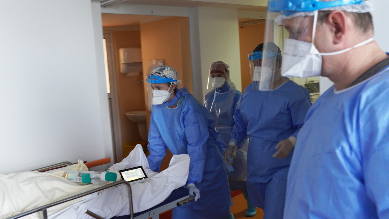 Pandemic Front-line: An ICU In Transylvania