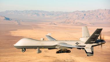 drona militara americana
