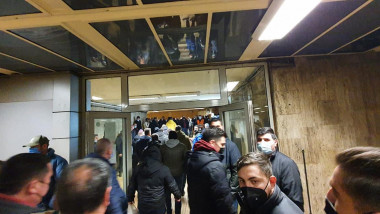 greva metrou