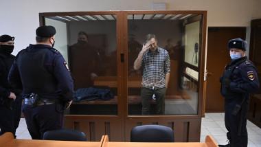 opozantul rus Alexei Navalnîi