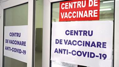 Centru de vaccinare anti-Covid-19