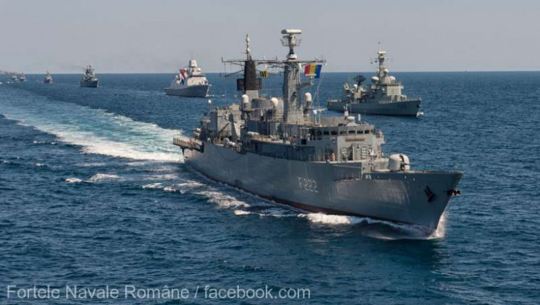 exercitiu naval nato sea shield 21