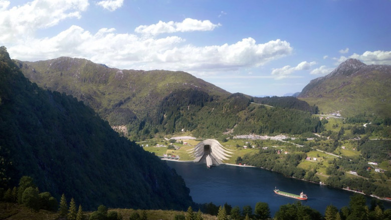 tunel vapoare administratia de coastanorvgia