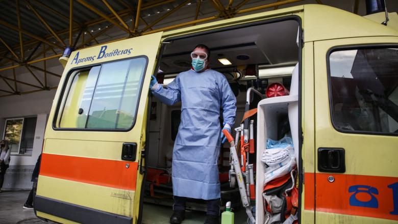 grecia spitale coplesite
