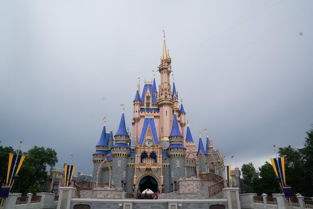 Castelul din Walt Disney World