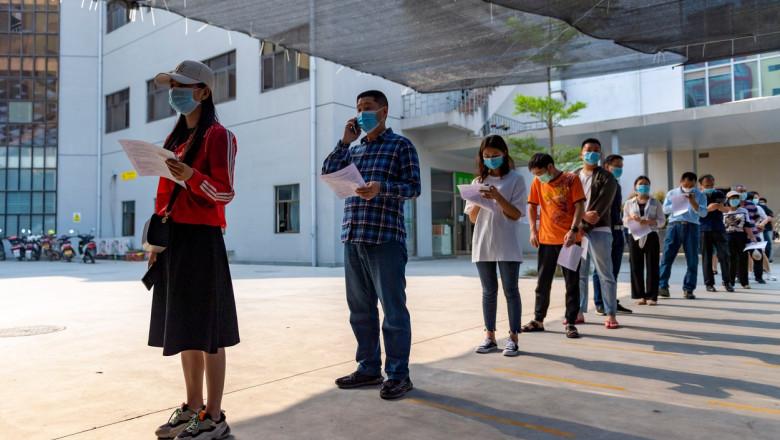 Vaccinare anti-Covid în China