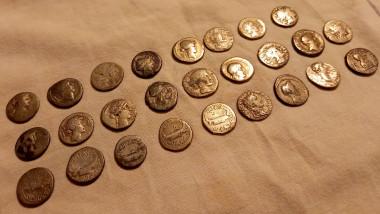 monede romane 8