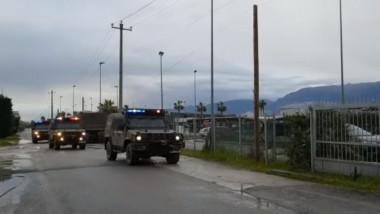 armata albania aeroport