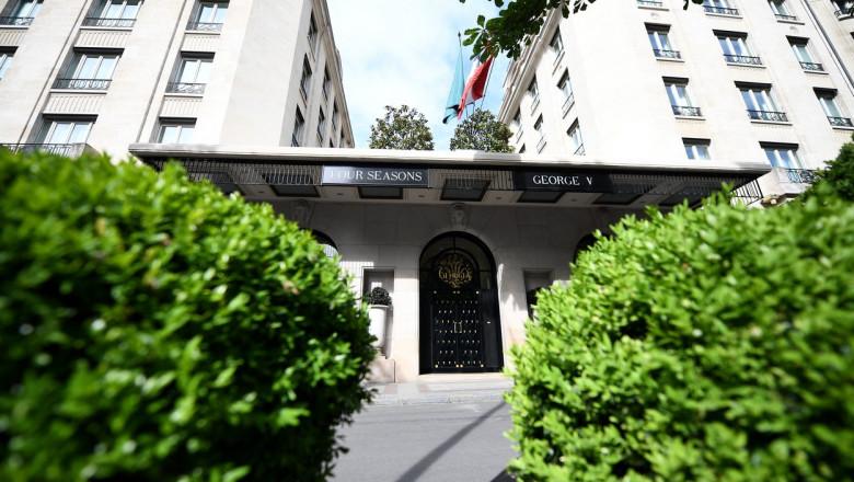 hotel george v paris profimedia