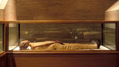 Djedptahiufankh mumie egipt faraon