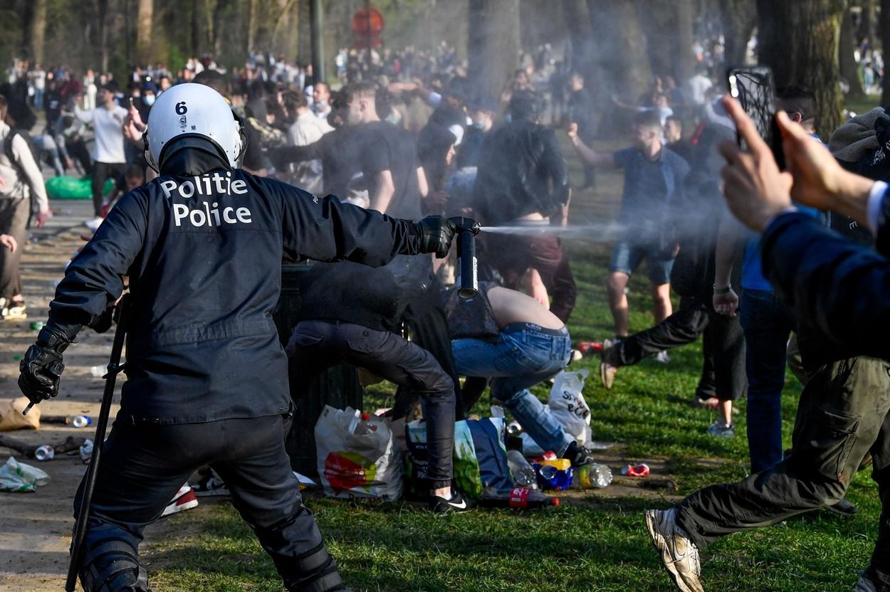 la boum petrecere belgia