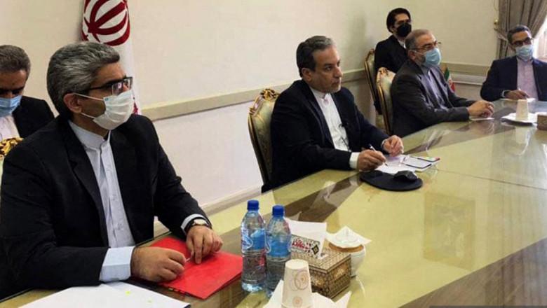 acordul de la viena iran Abbas Araghchi profimedia-0602940876