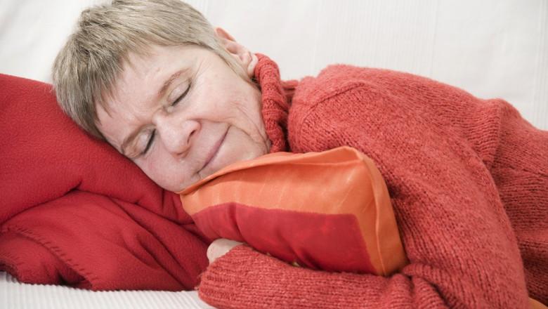 studiu somn in pandemie