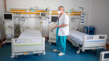 Spitalul Militar Central secție ATI