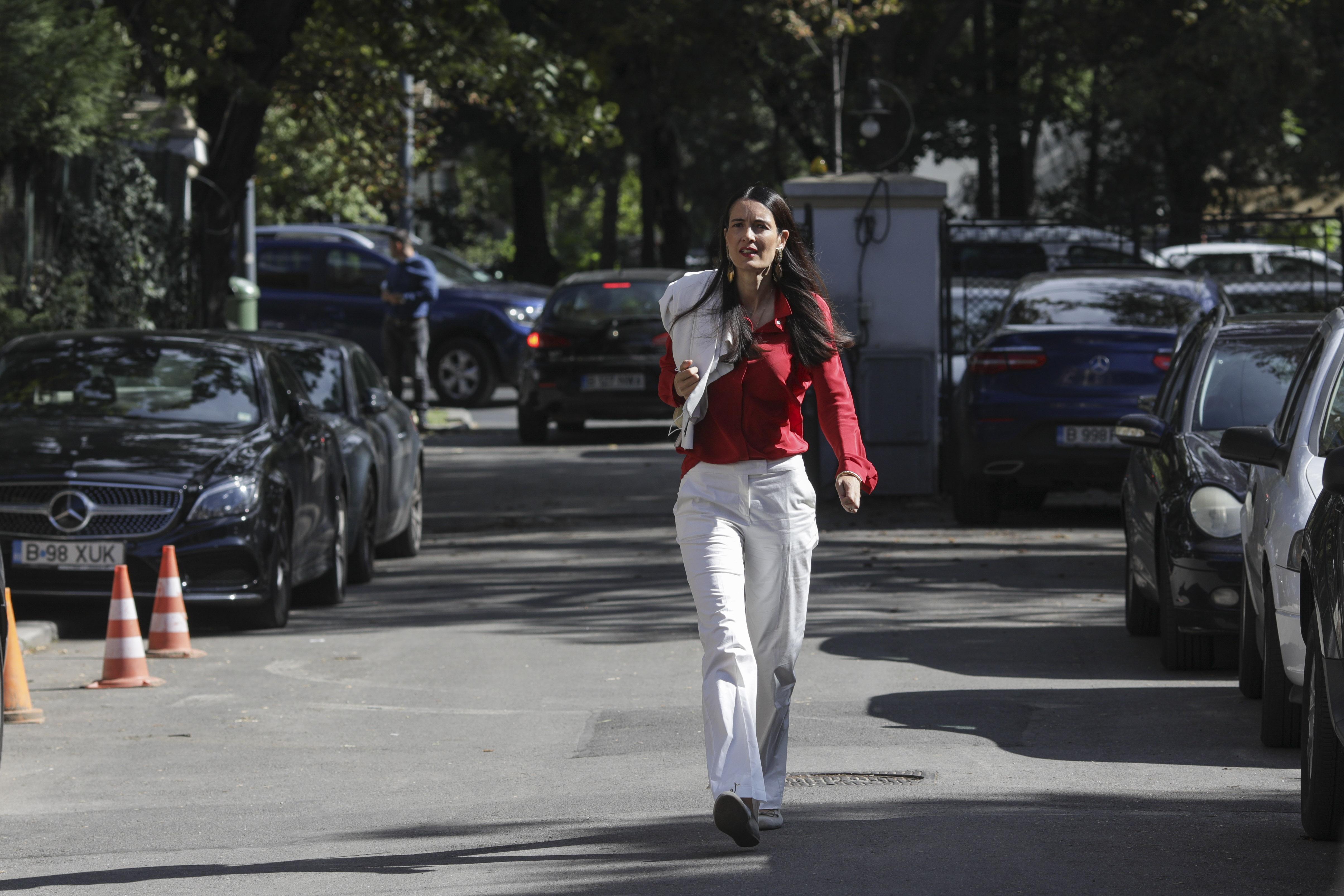 Drept la replica din partea primarului Sectorului 1, Clotilde Armand