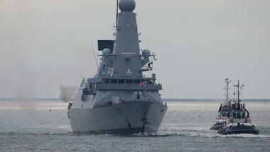 HMS Diamond, distrugător tip 45 al Marinei militare britanice