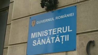 ministerul sanatatii logo