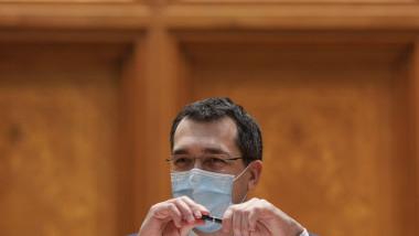 vlad voiculescu parlament_INQUAM_Photos_Octav_Ganea