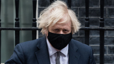 Boris Johnson Downing Street profimedia