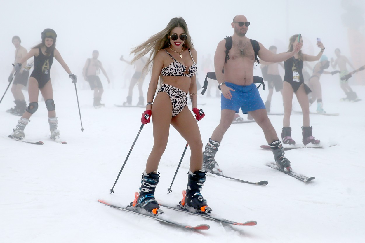 festivalul de schi in costume de baie de la soci