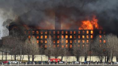 incendiu fabrica sankt petersburg profimedia-0604949510