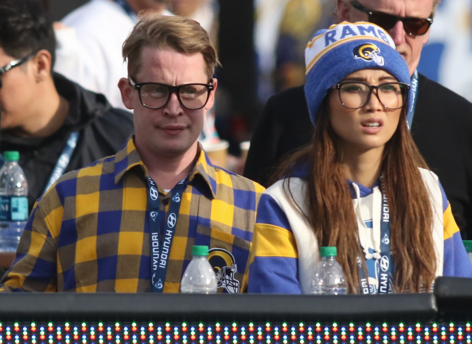Macaulay Culkin si Brenda Song au devenit parinti