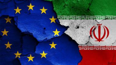steagul iranului si al UE