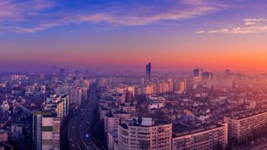 Vremea se răcește accentuat în București